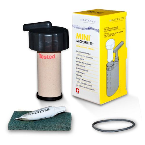 #Keramik Austauschfilter für Katadyn Mini Filter#